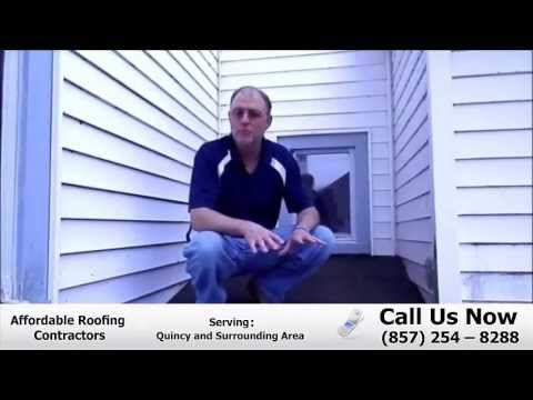 Hail Damage Roof Repair Quincy, MA - (857) 254 - 8288