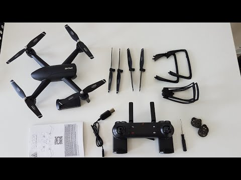 DRONE SG106 Dual Cameras 22mints а.С.м