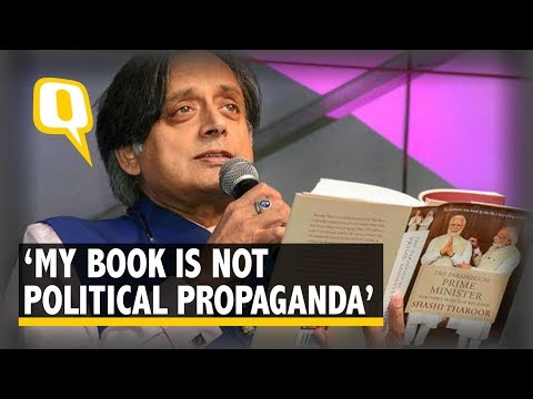 Shashi Tharoor: My Book on Modi is Not a Personal Attack | The Quint