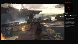 Battlefield 4 live Part 2 Continued