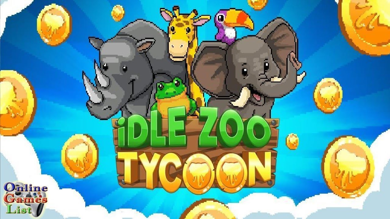 ApkMod1.Com Idle Zoo Tycoon: Tap, Build & Upgrade a Custom Zoo v1.1.7 + МOD (Unlimited Gold/Gems) download free Android Game Simulation
