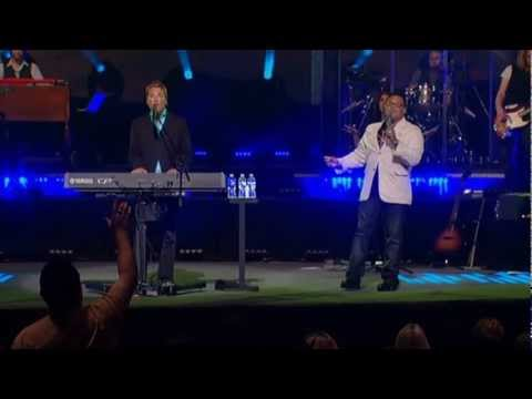 "Michael W. Smith & Israel Houghton ""Help Is On The Way"" [A New Hallelujah]"