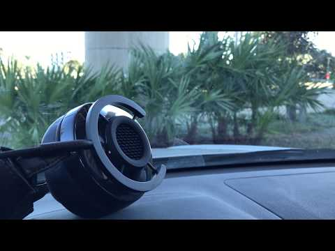 AudioQuest NightHawk Carbon Audiophile Stereo Headphone review by Dale