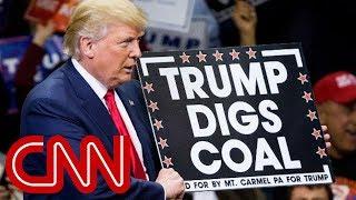 Coal mines closing despite Trump