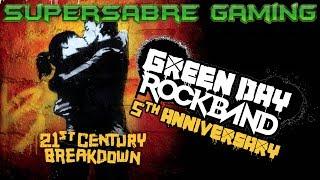 Green Day: Rock Band - 21st Century Breakdown [Expert Guitar] (5th Anniversary)