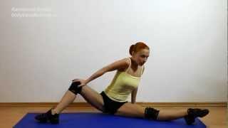 ПОПЕРЕЧНЫЙ ШПАГАТ | СУПЕР РАСТЯЖКА. Best Stretches For Legs