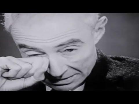 "Robert Oppenheimer - ""Tornei-me a Morte, a Destruidora dos Mundos"""