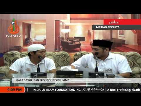 Bata Ba'gu iban Susungun sin Ummah - Sheikh Abdulwahid Ikiram and Ustadz Mohammahd Warki (Tausug)