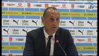 """Der Zakarian : """"Marseille a été bon"""""""