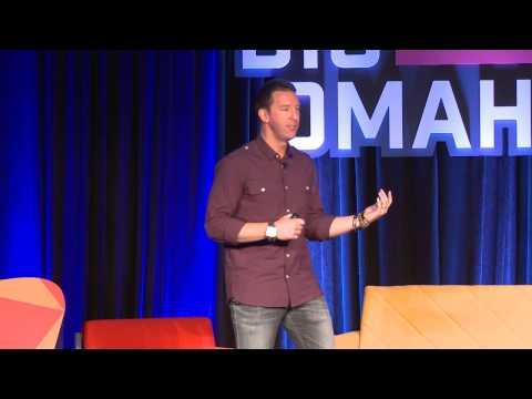 Mike Johnston speaks at Big Omaha 2015
