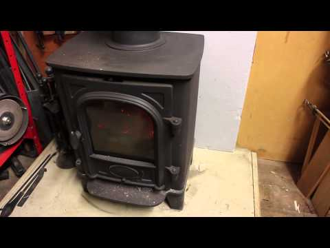 Installing a Stove in your Workshop
