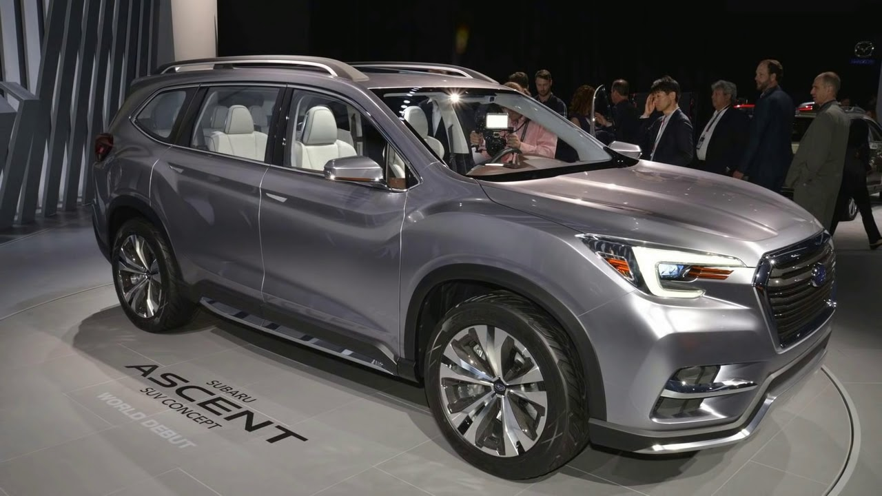 AMAZING !! 2019 SUBARU FORESTER INTERIOR - YouTube