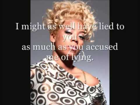 keyshia cole - i shouldve cheated instrumental + lyric
