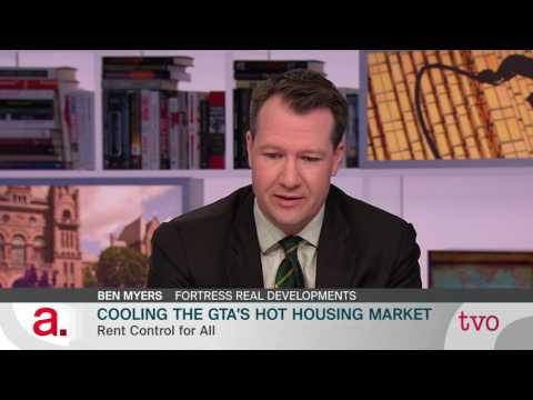 Cooling the GTA's Hot Real Estate Market
