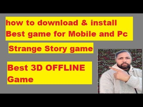 How To Download And Install Best Adult Game | Strange Story Game||  Best 3D OFFLINE Adult Game !