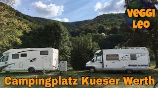 Campingplatz Kueser Werth Bernkastel | Rheinland-Pfalz | Deutschland