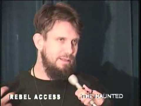 Rebel Access tv interviews The Haunted