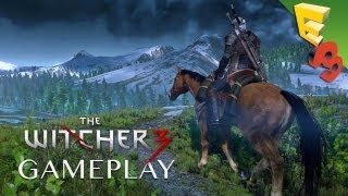 the witcher 3 wild hunt new gameplay and impressions from e3 2013