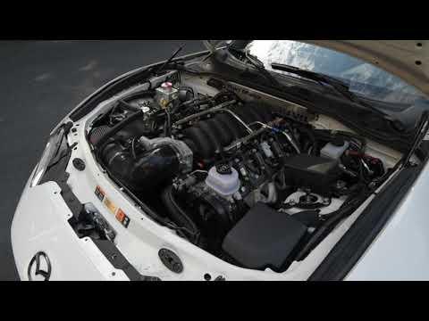2k-Mile 2016 Mazda MX-5 Miata Flyin' Miata LS3