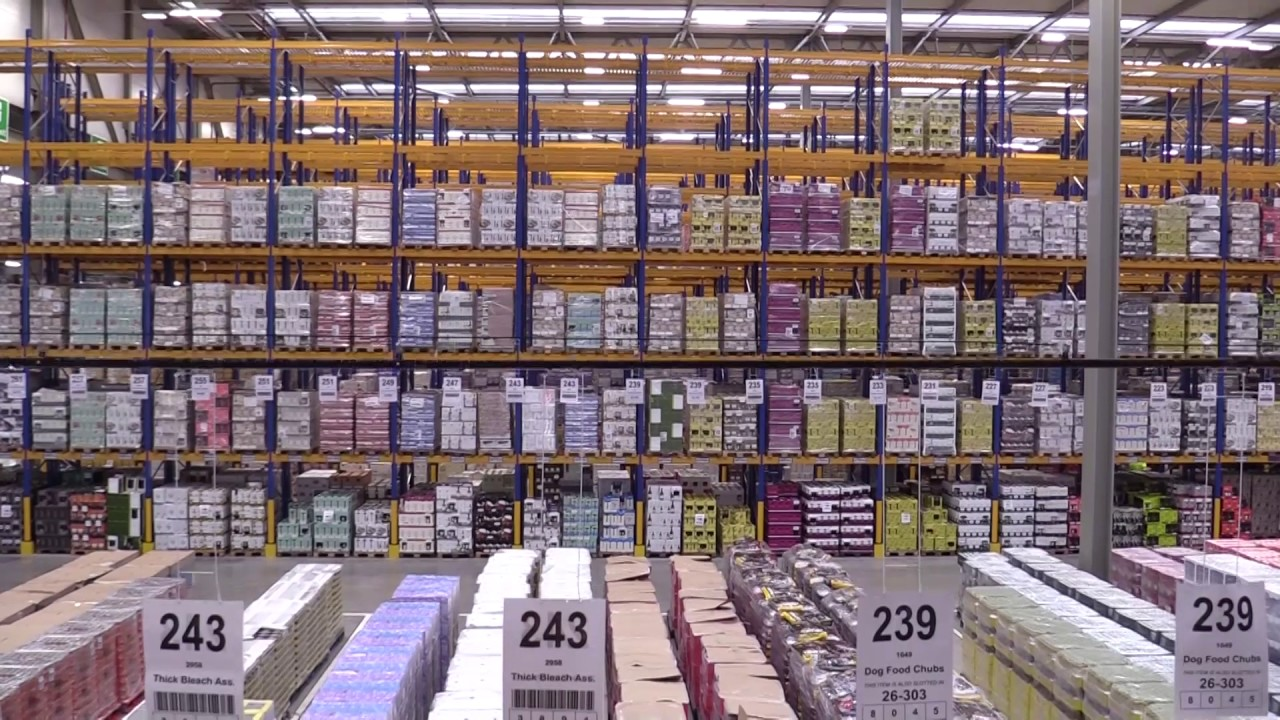 Behind the scenes at Lidl's new Wednesbury depot