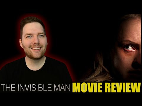 The Invisible Man - Movie Review