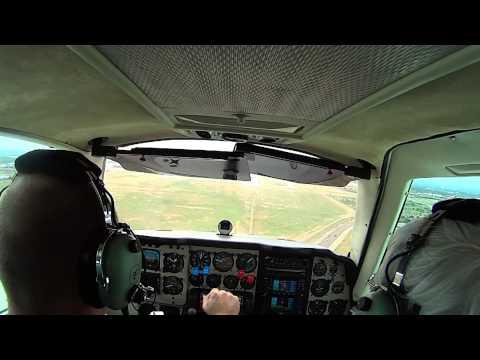 Flight to Laredo, TX