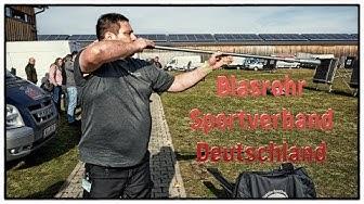 """Blasrohr Sportverband Deutschland e. V. (bsvd.de) auf der """"ARC CON"""" Archery Convention"""