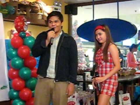 Charice - One Sweet Day at Thanksgiving Party