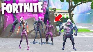 I PASS BY *ZOMBIE* and TROLLEO PEOPLE!.. 😂😅 - Fortnite Battle Royale
