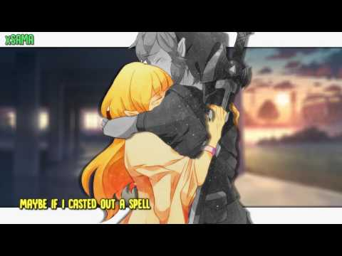 Nightcore - Pity Party (SV/Acoustic)