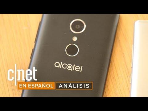 Alcatel 5: el súper teléfono de Alcatel con cámara doble al frente