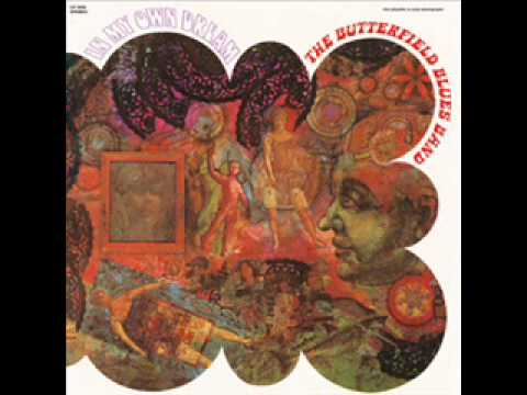 Paul Butterfield - Drunk Again