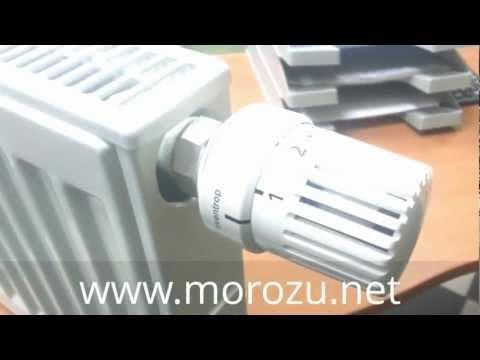 Стальной панельный радиатор Kermi внешний вид Therm X2