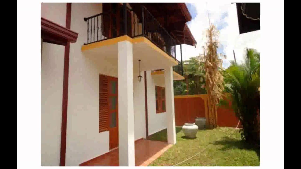 Modern House Design In Sri Lanka Youtube