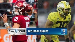 Washington State-Oregon football game preview