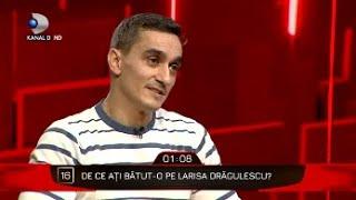 40 de intrebari cu Denise Rifai - Casnicia cu Larisa Dragulescu, un regret? De ce a batut-o acesta?
