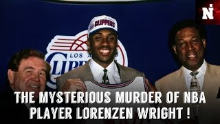 the mysterious murder of nba player lorenzen wright
