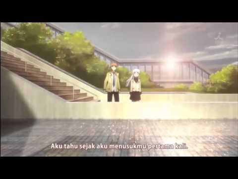 Angel Beats! Sad Moment - Last Episode (Sub Indo)