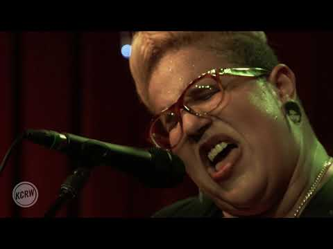 "Alabama Shakes performing ""Don&39;t Wanna Fight""  on KCRW"