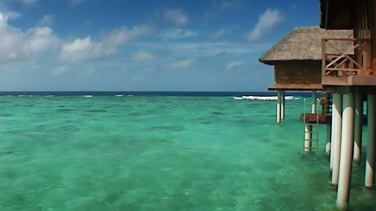 Maldives Water Villa At Sun Aqua Vilu Reef In The Nilandhe Atoll