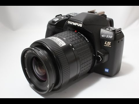 Olympus E 510 10 0MP Digital SLR wt Zuiko 14 45mm f3 5 5 6 ED