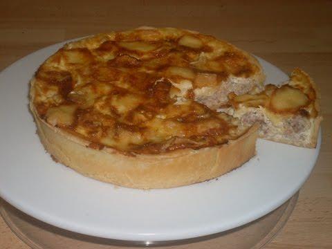 recette-de-la-quiche-au-poulet-et-aux-fromages---un-régal