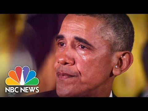 Save President Obama Remembers 'Biggest Disappointment' As President | NBC News Images