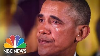 Repeat youtube video President Obama Remembers 'Biggest Disappointment' As President | NBC News