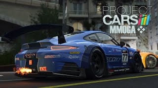 Project Cars MMOGA Gameplay Test (German Review)
