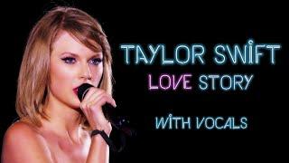 Taylor Swift ~ Love Story ~ 1989 Version