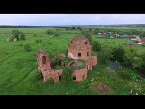 Рязанская область, Кораблинский район, село Неретино - старая Церковь
