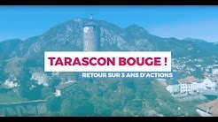 Tarascon bouge ! (Retour sur 3 années d'actions)