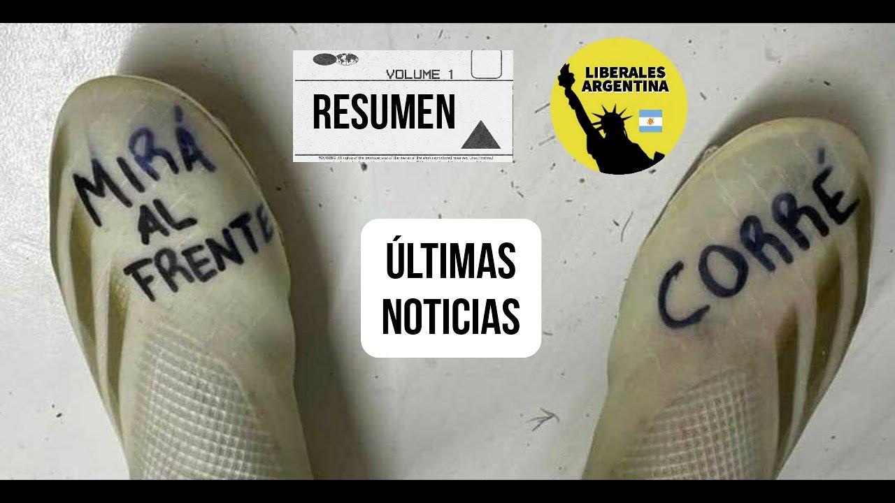 ARGENTINA EN LLAMAS: ULTIMAS NOTICIAS