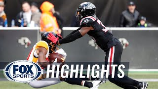 New York Guardians tame the LA Wildcats for franchise's second victory, 17-14 | 2020 XFL HIGHLIGHTS